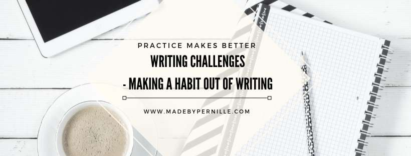 Writing challenges and how to use them
