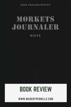 Boganmeldelse af Mørkets Journaler af Erik Trigger Olesen