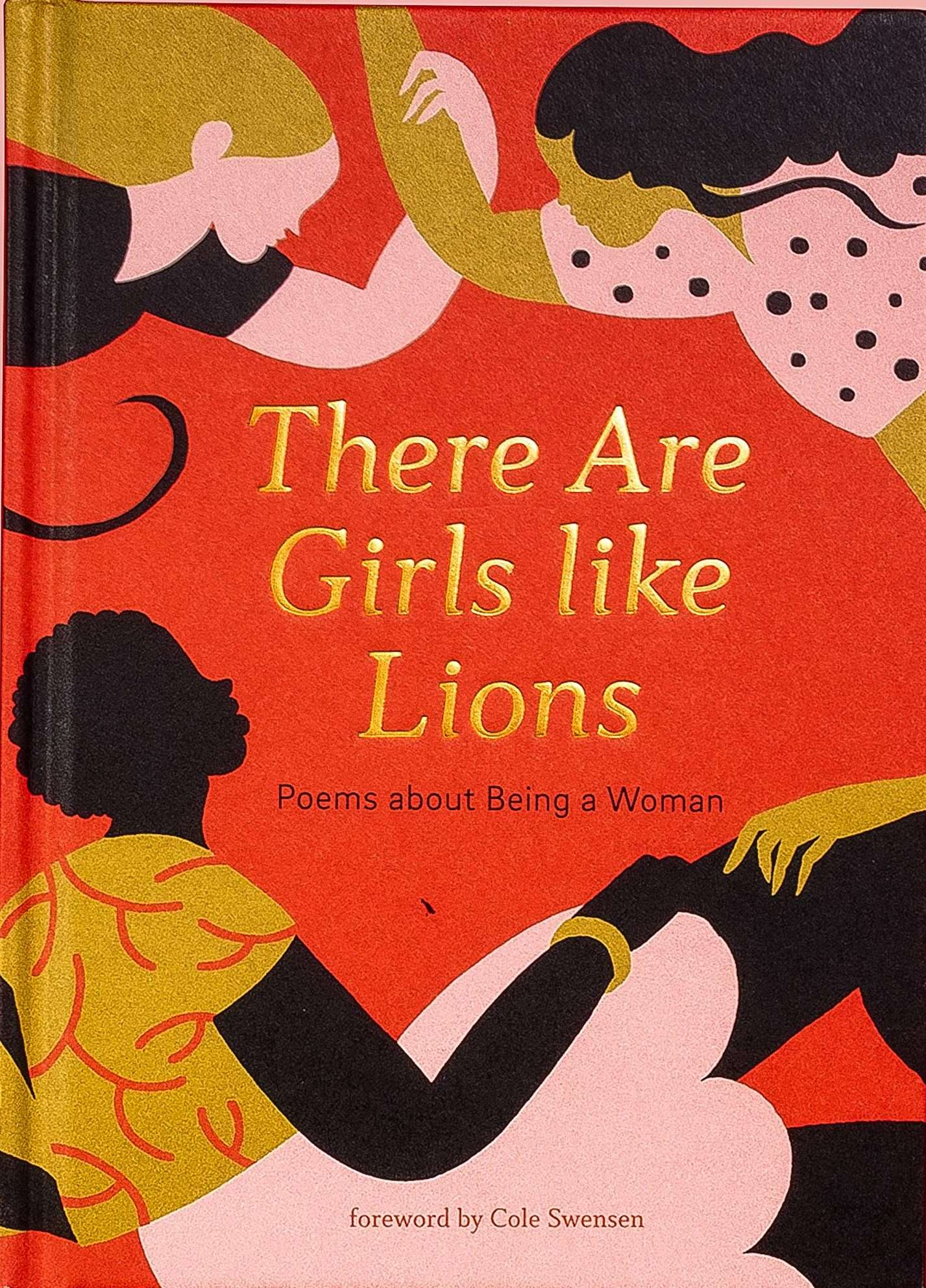 Book review of There Are Girls Like Lions by Cole Swensen (1)