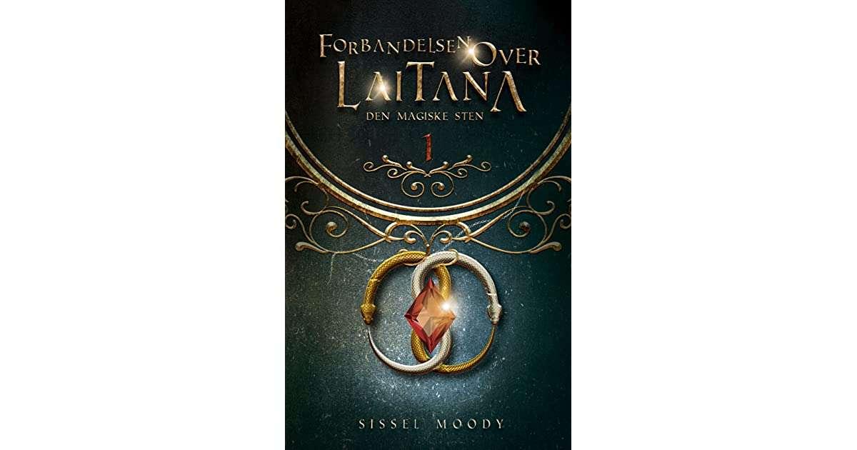 Book review Forbandelsen over Laitana 1 af Sissel Moody