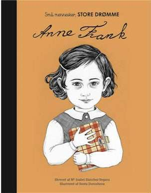Book review små mennesker store drømme Anne Frank