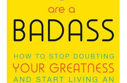 Book review you are a badass by Jen Sincero