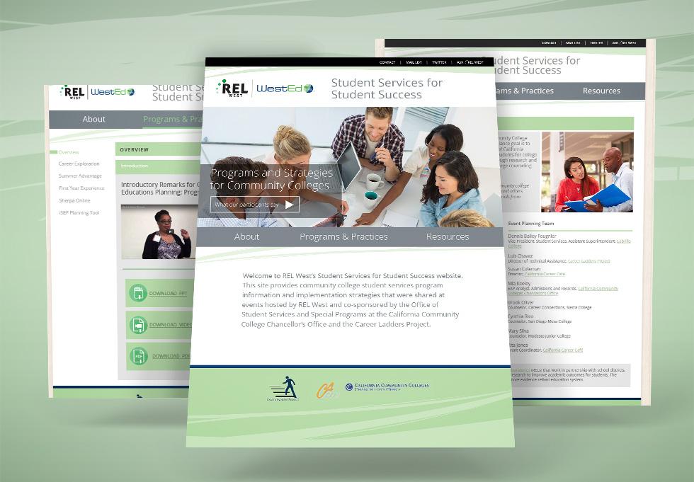 Community College Resources Website