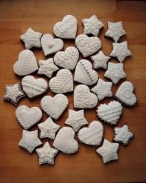 tradycyjne pierniczki miodowe