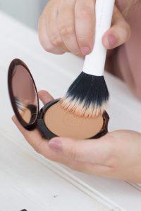 Everyday Spring Makeup Guerlain Terracotta Bronzing Powder