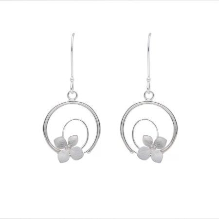 Kirsty Ward - Hydrangea Earring drops