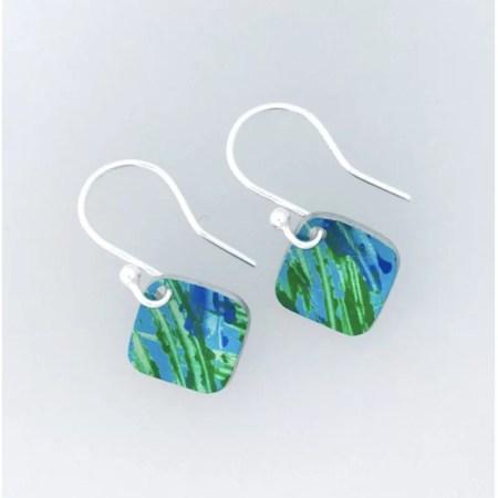 Lisa Marsella - Single drop earrings small
