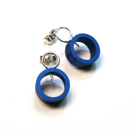 Rosina Beech - Aluminium Earrings
