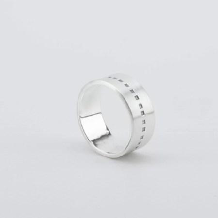 Jeg - Stamp ring