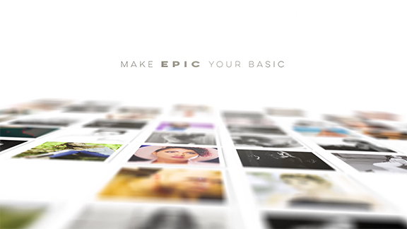 MAKE EPIC YOUR BASIC - MADEGRANDBYCAM PORTFOLIO VIDEO
