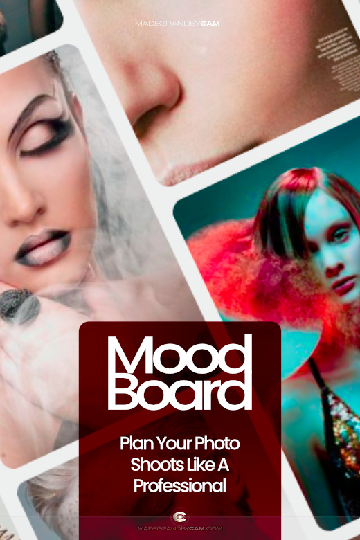 Mood Board—Plan Your Photography Shoot Like a Pro