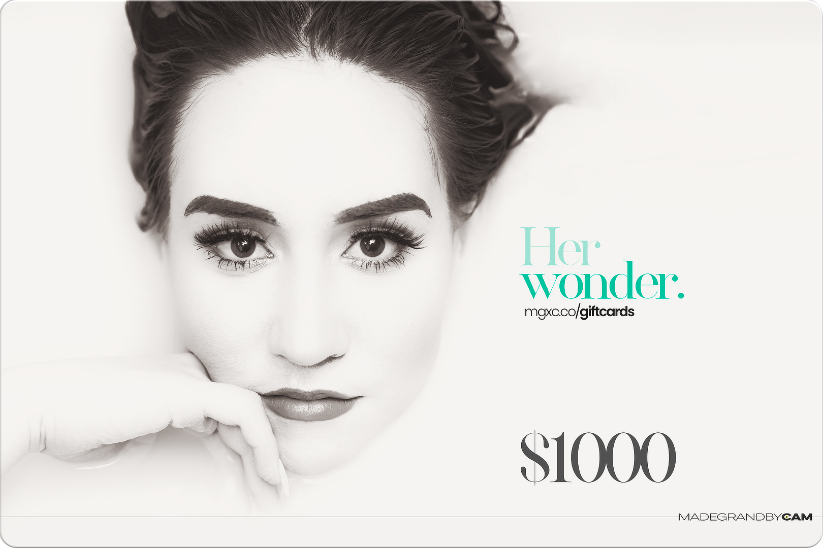 Her Wonder Signature Gift Cards mgxc.co/giftcards
