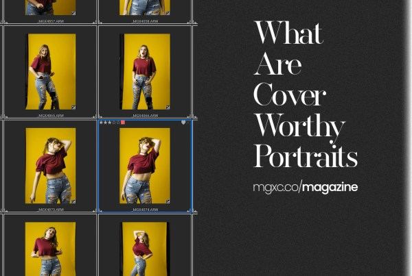 Cover-Worthy Portraits
