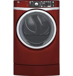 ge front loading dryer