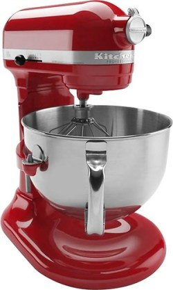 The Made In America Kitchenaid Mixer Professional 600 Series Review
