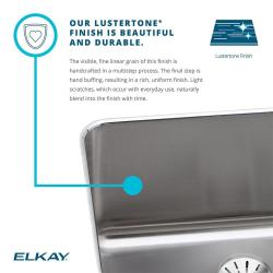 elkay undermount sink