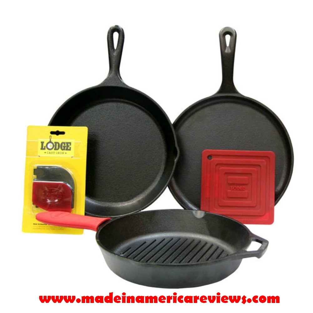 seasoned cast iron cookware