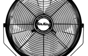 Air King 9314 14 Inch Industrial Grade Fan Review