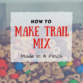 Save Money by Making Your Own Trail Mix