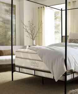 Saatva innersping mattress with pillowtop
