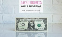 how to save money on all your shopping