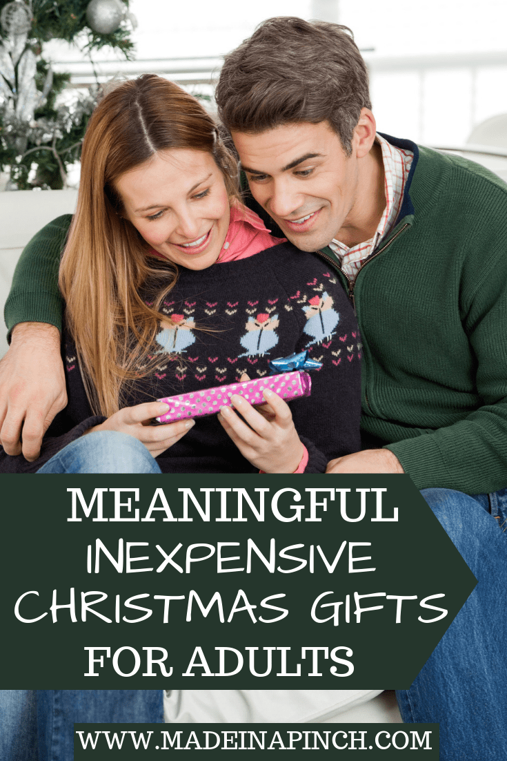 10 Meaningful and Affordable Christmas Gift Ideas - Made In A Pinch