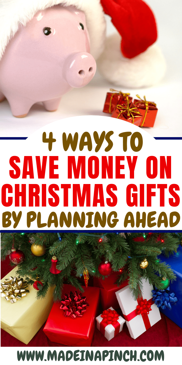 Grab our tips for saving money on Christmas gifts this year at Made in a Pinch. For more helpful tips and awesome recipes, follow us on Pinterest!
