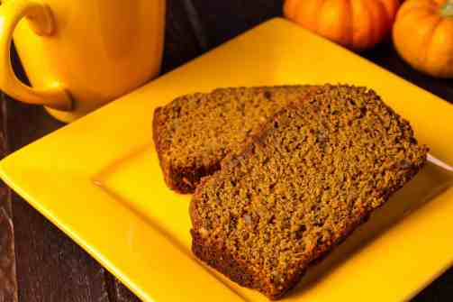 Pumpkin bread is so easy and delicious that even kids can make it! Get our no fail recipe at Made in a Pinch and follow us on Pinterest!