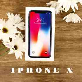Happy New Year with an iPhone X Giveaway!