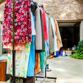 Host a yard sale and clean out your house while making money. These tips will help you host a super successful garage sale and make as much money as possible