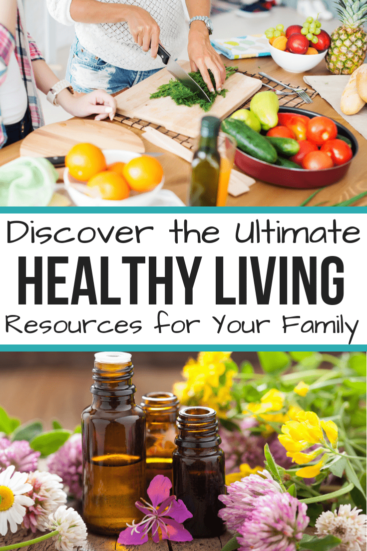 Get healthy with the Ultimate Healthy Living Bundle!