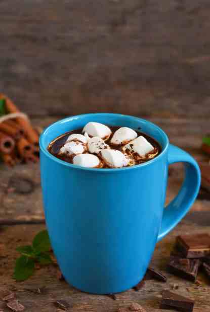 Make the best homemade hot chocolate mix from Made in a Pinch. For more helpful tips and delicious recipes follow us on Pinterest.