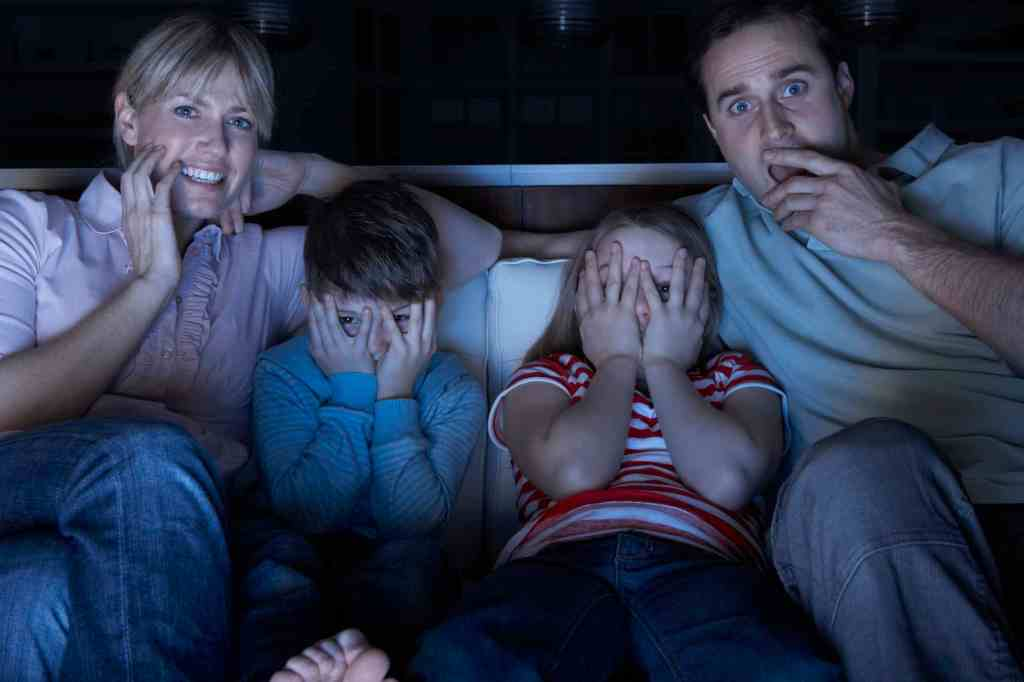 Does your family enjoy watching scary movies? Grab our list of over 100 of the best scary family Halloween movies on Made in a Pinch and follow us on Pinterest!1