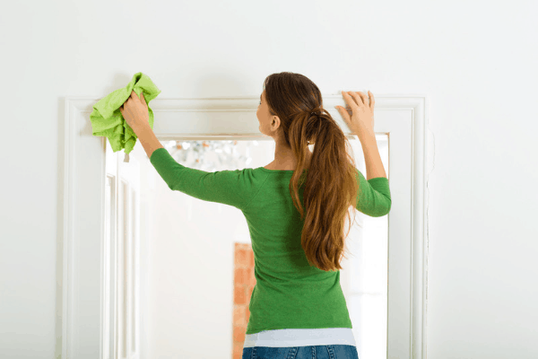Check out our 8 surprising benefits of spring cleaning. Follow us on Pinterest for more helpful tips and easy recipes!