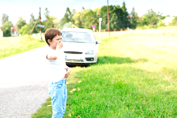 The most effective tips for relieving motion sickness for kids