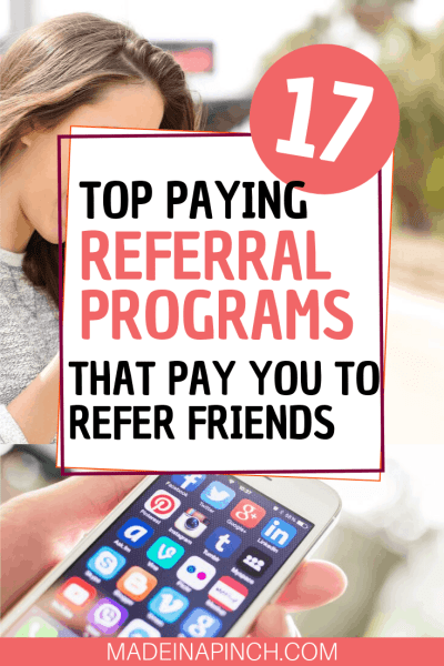 Top Paying referral program to earn money by referring your friends to your favorite brands and programs.