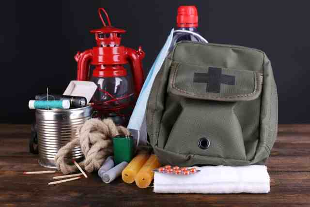 family preparedness plan go bag