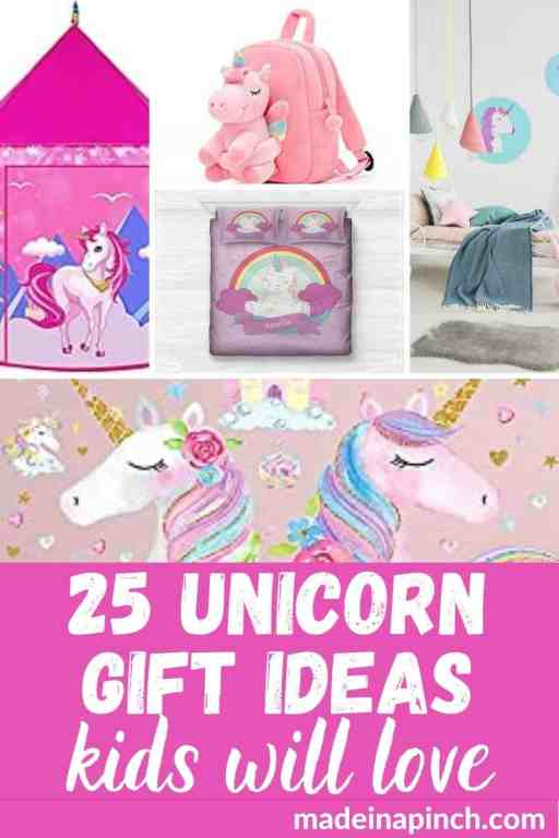 unicorn toys for kids pin image