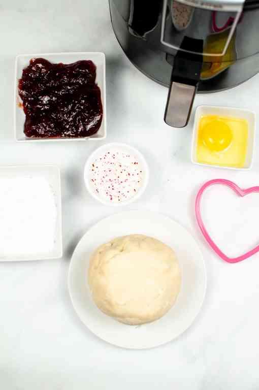 homemade pop tart ingredients