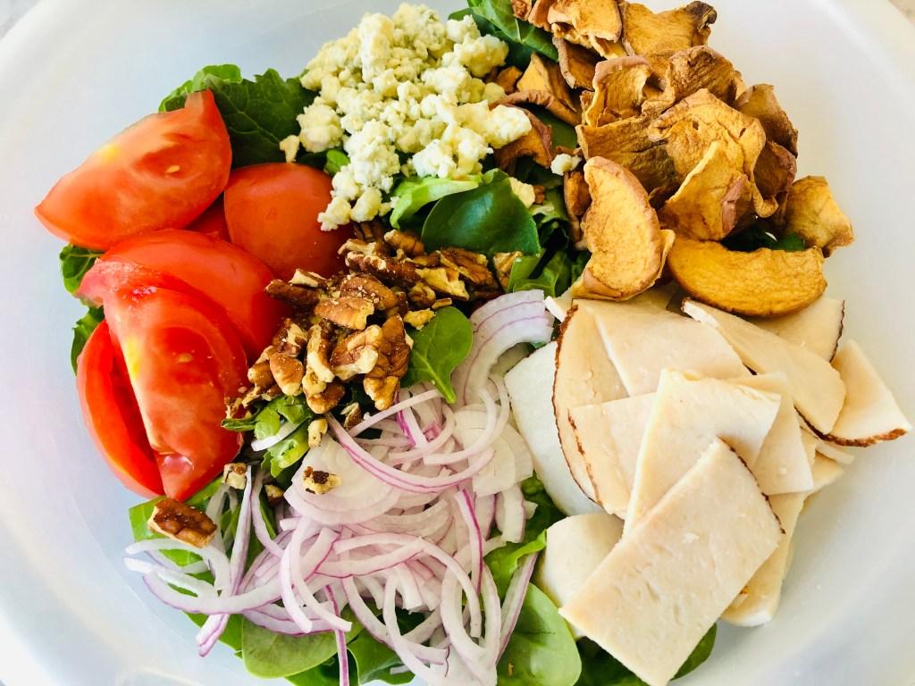 Panera Fuji Apple Salad process image