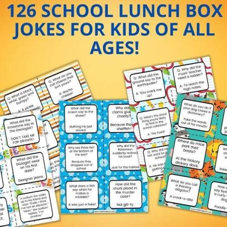 This image has an empty alt attribute; its file name is School-Lunch-Jokes.jpg