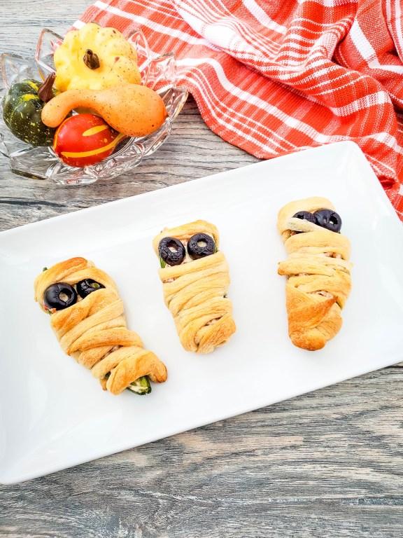 adorable Halloween appetizer
