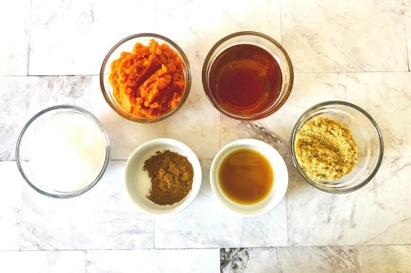 crock pot pumpkin butter ingredients