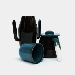 Claudia Cauville - The Modern Family Tea Set