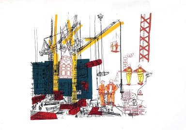 Anastasija Pudane - Camberwell under Construction