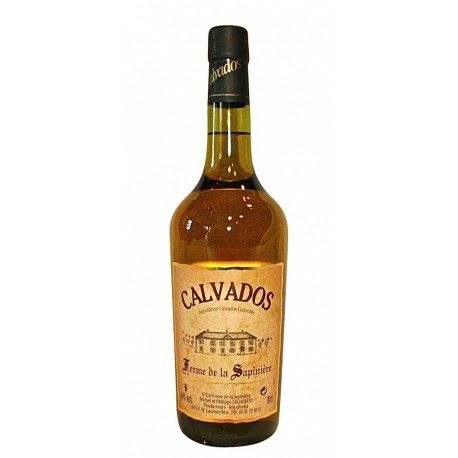 Calvados 2ans La Sapinière 40%