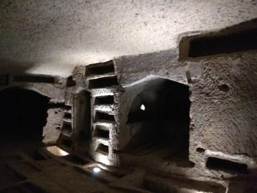 Visite catacombes Naples