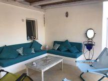 Salon villa pouilles