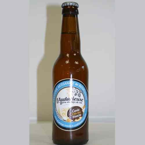 bière audacieuse