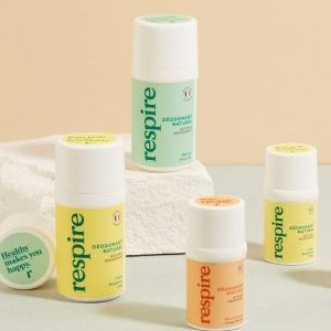 Déodorants et soins dentaires